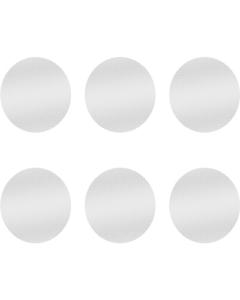 Zestaw składa się z 6 sitek o drobnych oczkach i pasuje do waporyzatorów Plenty i Volcano z Easy Valve