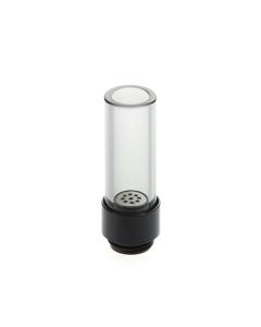 Ten ustnik jest wykonany z wysokiej jakości szkła i jest identyczny z tym, który oryginalnie jest dołączony do Flowermate V5 Nano