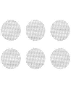 Zestaw małych sitek (Normal) składa się z 6 sitek, które pasują do waporyzatorów Crafty i Mighty lub do adaptera kapsuły dozującej z waporyzatorami Plenty i Volcano.