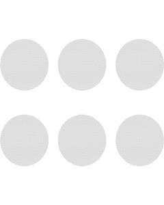 Zestaw sitek składa się z 6 standardowych sitek i pasuje do waporyzatorów Plenty oraz Volcano z Easy Valve