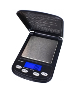 On Balance Champion to waga kieszonkowa, która może zważyć do 500 gramów z dokładnością do 0,1 grama!