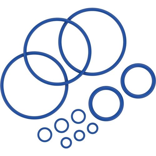 Zestaw gumek zawiera 11 pierścieni uszczelniających o różnych rozmiarach do waporyzatora Mighty